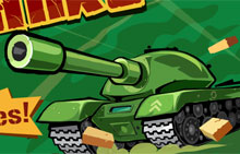 Играть Awesome Tanks